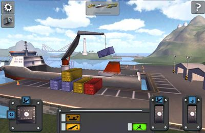 Screenshots vom Spiel Machine World für iPhone, iPad oder iPod.