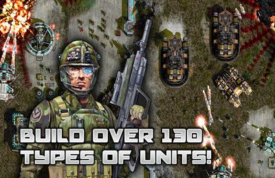 Screenshots vom Spiel Machines at War 3 für iPhone, iPad oder iPod.