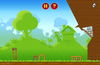 Mad Cows iPhone game - free  Download ipa for iPad,iPhone,iPod