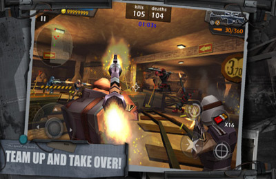 Screenshots of the Mad Merx: Nemesis game for iPhone, iPad or iPod.