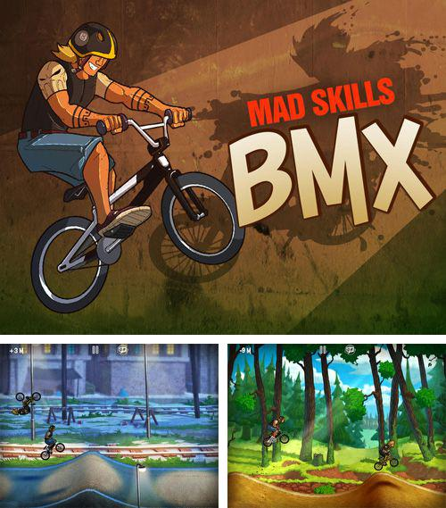 Download Mad skills BMX iPhone free game.