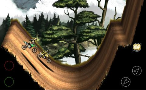 Free Mad skills motocross 2 download for iPhone, iPad and iPod.
