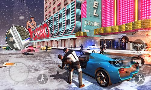 Screenshots vom Spiel Mad town winter edition 2018 für iPhone, iPad oder iPod.