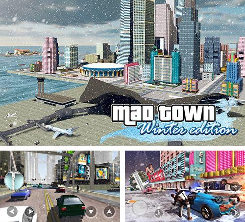 Download Mad town winter edition 2018 iPhone free game.