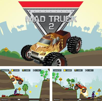 In addition to the game Xibalba for iPhone, iPad or iPod, you can also download Mad Truck 2 for free.