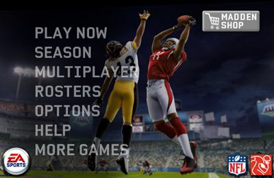 Скачать MADDEN NFL 10 by EA SPORTS на iPhone бесплатно