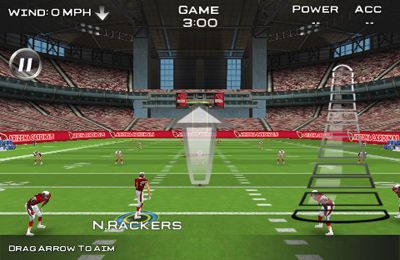 Free MADDEN NFL 10 by EA SPORTS download for iPhone, iPad and iPod.