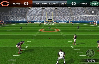 Descarga gratuita de Madden NFL 25 para iPhone, iPad y iPod.