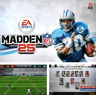 In addition to the game iStriker: Rescue & Combat for iPhone, iPad or iPod, you can also download Madden NFL 25 for free.