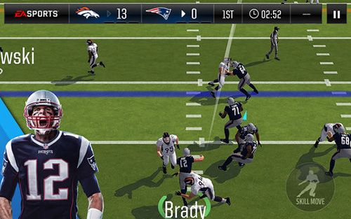 Скачать Madden: NFL football на iPhone бесплатно