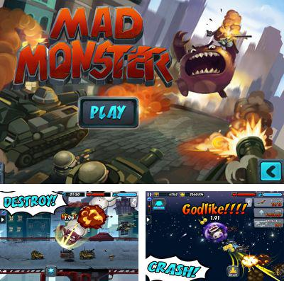 In addition to the game Hollow Epl for iPhone, iPad or iPod, you can also download Madmonster for free.