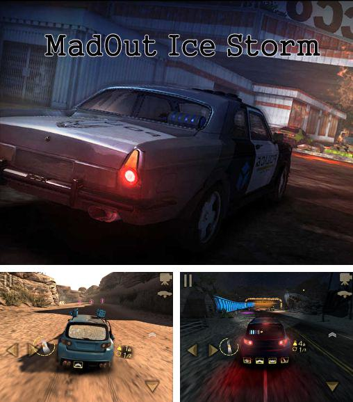 In addition to the game Pin pool for iPhone, iPad or iPod, you can also download Madout: Ice Storm for free.