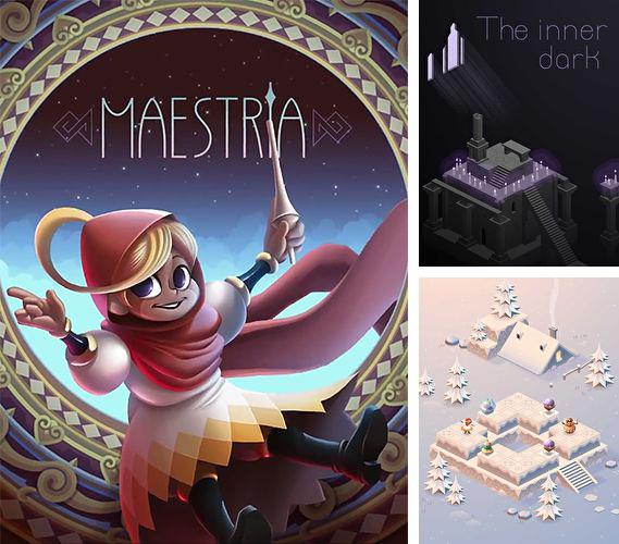 In addition to the game Vempire - Monster King for iPhone, iPad or iPod, you can also download Maestria for free.