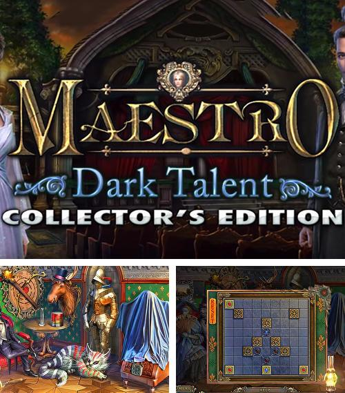 In addition to the game SpongeBob Moves In for iPhone, iPad or iPod, you can also download Maestro: Dark talent for free.