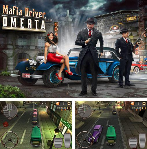 In addition to the game A Zombie Rush for iPhone, iPad or iPod, you can also download Mafia driver: Omerta for free.