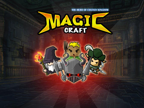 Magic Craft: The Hero of Fantasy Kingdom