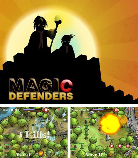 In addition to the game Taichi panda 3: Dragon hunter for iPhone, iPad or iPod, you can also download Magic defenders for free.