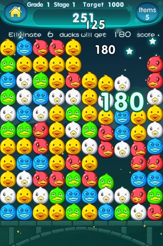 Download Magic duck: Unlimited iPhone free game.