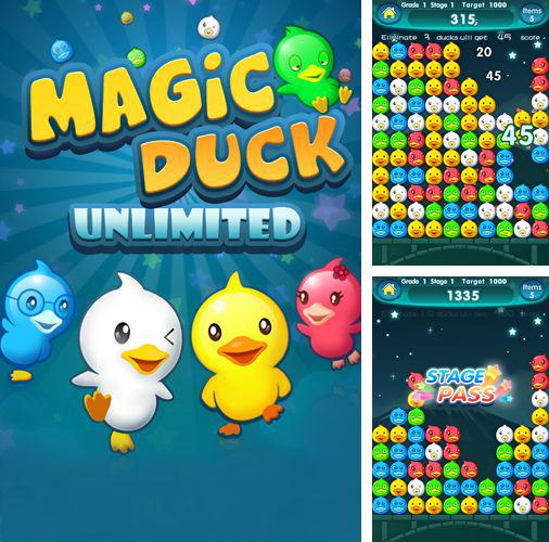In addition to the game Nitro Chimp for iPhone, iPad or iPod, you can also download Magic duck: Unlimited for free.