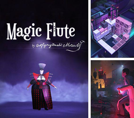In addition to the game Alien Zone Plus for iPhone, iPad or iPod, you can also download Magic flute by Mozart for free.