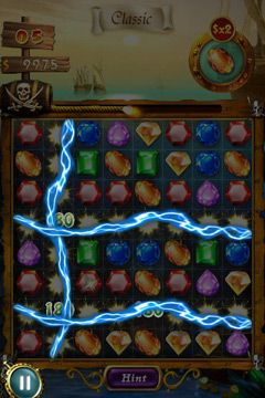 Download Magic Gem iPhone free game.