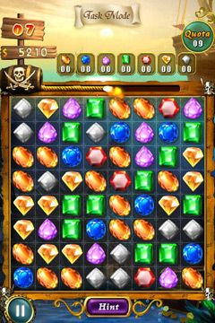 Free Magic Gem download for iPhone, iPad and iPod.