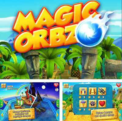 In addition to the game Battle worlds: Kronos for iPhone, iPad or iPod, you can also download Magic Orbz for free.