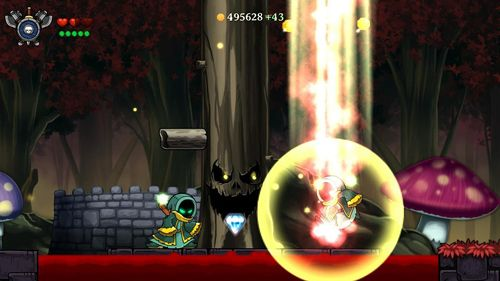 Download Magic rampage iPhone free game.