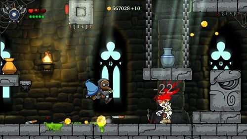 Descarga gratuita de Magic rampage para iPhone, iPad y iPod.