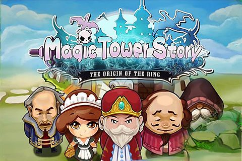 Magic tower story