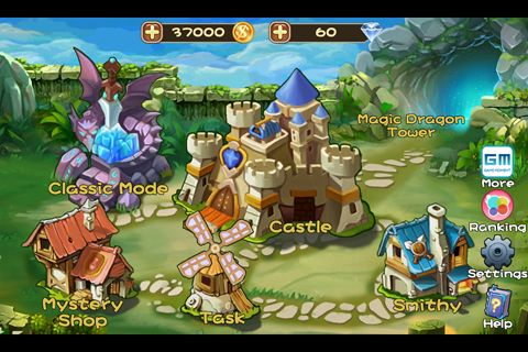 Descarga gratuita de Magic tower story para iPhone, iPad y iPod.