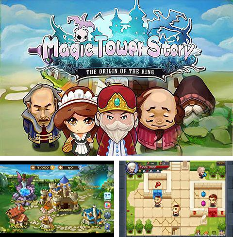 In addition to the game Runewards: Strategy сard game for iPhone, iPad or iPod, you can also download Magic tower story for free.