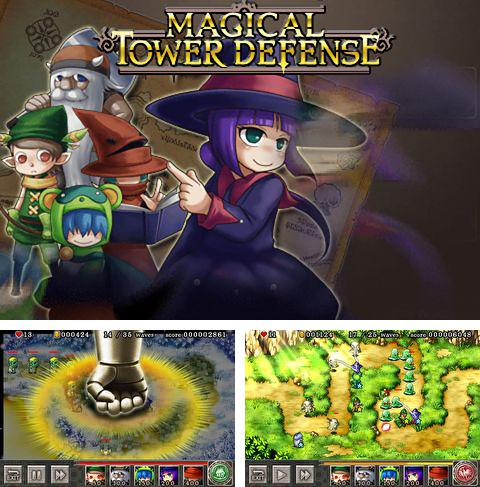 In addition to the game Hearse Driver 3D for iPhone, iPad or iPod, you can also download Magical tower defense for free.