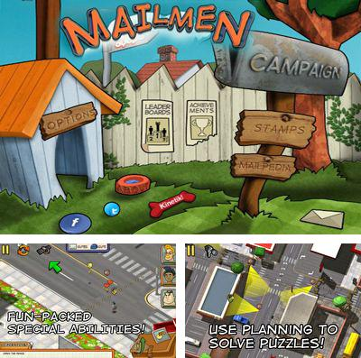 In addition to the game 3D Olympus Archery Pro for iPhone, iPad or iPod, you can also download Mailmen for free.
