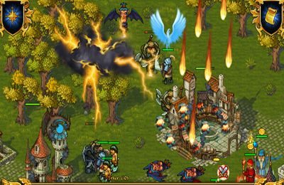 Kostenloser Download von Majesty: The Fantasy Kingdom Sim für iPhone, iPad und iPod.