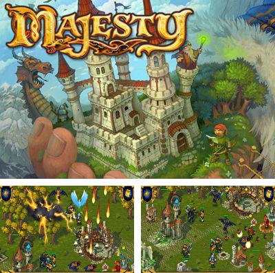 In addition to the game Splash !!! for iPhone, iPad or iPod, you can also download Majesty: The Fantasy Kingdom Sim for free.