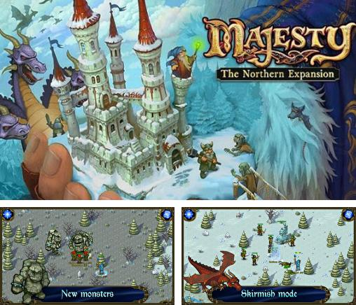 En plus du jeu Toka Boo pour iPhone, iPad ou iPod, vous pouvez aussi télécharger gratuitement La Majesté: la Conqête du Nord, Majesty: The Northern Expansion.