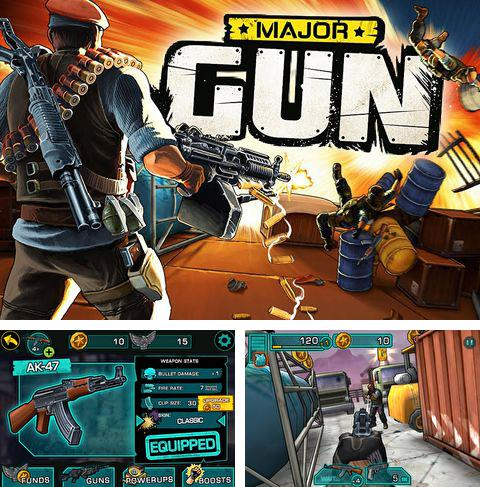 In addition to the game Dalton – The Awesome! for iPhone, iPad or iPod, you can also download Major Gun for free.