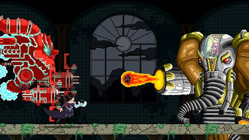 Игра Malevolent machines для iPhone