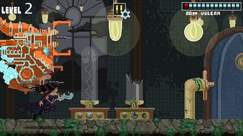 Screenshots of the Malevolent machines game for iPhone, iPad or iPod.