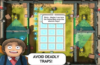 Download Man in a Maze iPhone free game.