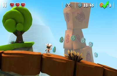 Screenshots of the Manuganu game for iPhone, iPad or iPod.