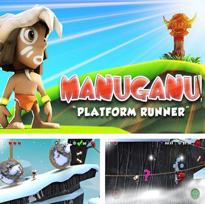In addition to the game Pumpkins vs. Monsters for iPhone, iPad or iPod, you can also download Manuganu for free.