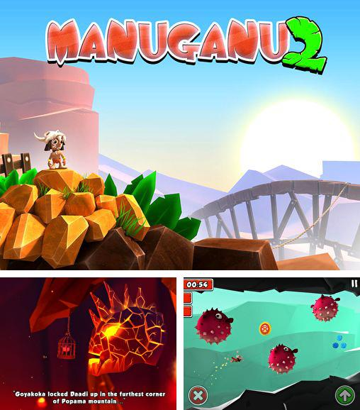 In addition to the game Downhill Supreme for iPhone, iPad or iPod, you can also download Manuganu 2 for free.