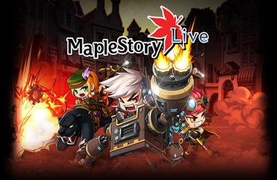Maple Story live deluxe