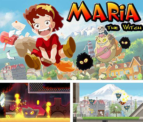 In addition to the game Asphalt 5 for iPhone, iPad or iPod, you can also download Maria the witch for free.