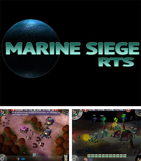 In addition to the game Grumpy cat's worst game ever for iPhone, iPad or iPod, you can also download Marine siege for free.