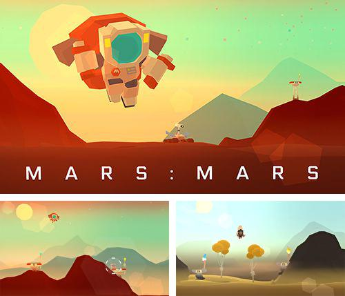 In addition to the game The Smurfs Hide & Seek with Brainy for iPhone, iPad or iPod, you can also download Mars: Mars for free.