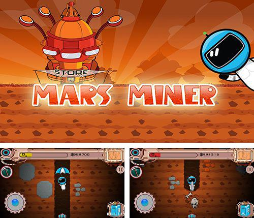In addition to the game Aztec Puzzle for iPhone, iPad or iPod, you can also download Mars miner universal for free.