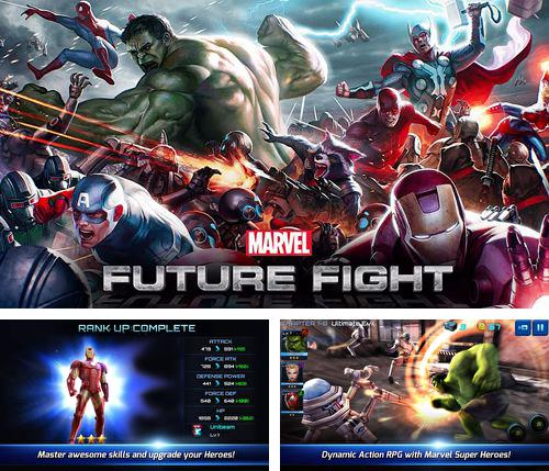 In addition to the game Farm Destroy: Alien Zombie Attack for iPhone, iPad or iPod, you can also download Marvel: Future fight for free.